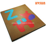 Установите противоскользящие и Маслостойкий резиновый коврик прочный резиновый пол вальцы для практикума, склад