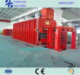 Imprensa Vulcanizing superior da correia transportadora do núcleo da tela de China