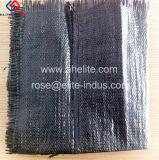 Fabricado en China barata (plano de hilo tejido Geotextile slik) PP