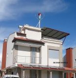 400W de verticale Turbine van de Wind van de As (shj-NEV400Q4)