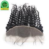 Unverarbeitetes brasilianisches Menschenhaar-Stirnbein mit natürlicher Dichte des Haarstrich150%