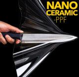 Крышка автомобиля новой пленки водоустойчивая TPU Transparence ясности винила Ppf пленки предохранения от краски автомобиля прибытия 1.52X30m 0.6X30m 6.5mil 12mil