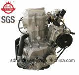 Générateur de courant continu refroidis par eau de l'extension de gamme du véhicule électrique générateur à essence
