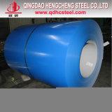 Ral9017 Farbe PPGI strich galvanisiertes Stahlblech im Ring vor