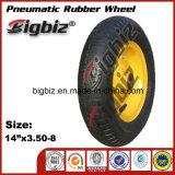 120mm de diámetro de rueda de goma para la venta