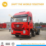 Camion del trattore di Hongyan Iveco Genlyon 380HP M100 Euroiii