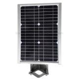 卸し売り高品質6Wの統合された太陽エネルギーの街灯