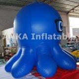 Kundenspezifische klare aufblasbare Krake-Karikatur durch Anka