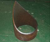 Multi Funktions-Quadrat-Rohr und runder Gefäß CNC-Plasma-Scherblock