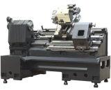 CNC6140-35 정도 선형 가이드 고정확도 높은 생산력 자동차 부속 CNC 선반 기계