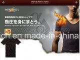 Влага Adsorption & Exothermic Heat & Shape вверх по Shirt