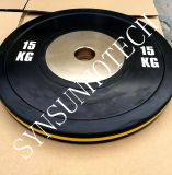 Weightlifting Crossfit Weight Bumper Plates