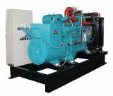 Генератор газа 30kw двигателя Googol молчком электрический