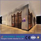 MDF van de Decoratie van de muur Bekleding Van het Achtergrond Comité van Plafonds 3D van de Muur