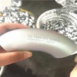 57mm em aço inoxidável Lr 12X18H10T17375 Cotovelo GOST
