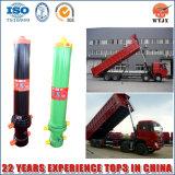 Pétrole télescopique de frontal du FC 30t/cylindre hydraulique pour incliner le camion