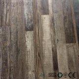 Nice Wood Design sécher l'arrière de plancher en vinyle PVC