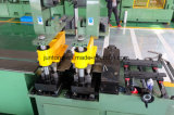 Nivelación de bobinas de acero CNC y cortar a la línea de longitud