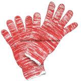 Полосатый красочные хлопка трикотажные 10 указатели перчатки