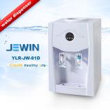 Desk Top Mini dispensador de água de plástico do Resfriador