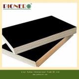 La película de alta calidad enfrenta la construcción de madera contrachapada de encofrado de contrachapado de madera contrachapada