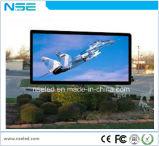 Indicador de diodo emissor de luz video do brilho elevado da tela do anúncio P8 ao ar livre