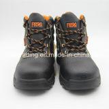 Масло и кислотоупорная обувь ботинок безопасности для инженеров