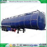 3 Aanhangwagen van de Vrachtwagen van de Aanhangwagen van de Tanker van de Brandstof van het Bitumen van het Asfalt van assen de Semi