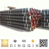 Duktiles Rohr des Eisen-ISO2531 mit Kleber-Futter