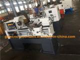 절단 금속 C6166/C6266를 위한 보편적인 수평한 기계로 가공 CNC 포탑 공작 기계 & 선반