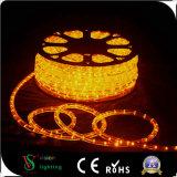 La décoration de la corde propre feux à LED