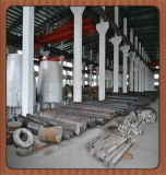 De Staaf Gr73 Manufactory van het roestvrij staal