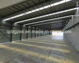 倉庫のためのプレハブの鉄骨構造