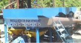 Машина джига воды сбережения для грубого разъединения золота