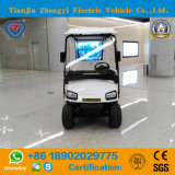 Тележка гольфа Zhongyi 6 Seater электрическая с задним сиденьем