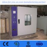 Oven van het Laboratorium van het roestvrij staal de Vacuüm Droge
