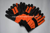 Guante de trabajo Glove-Safety Glove-Mechanic Glove-Safety Gloves-Industrial Guante Glove-Labor PU