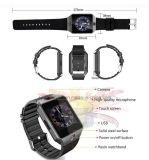 Het hete Slimme Horloge van de Manier van de Verkoop met Bluetooth en Camera (DZ09)
