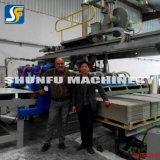 Высокопрочная Recyclable Corrugated производственная линия цена Paperboard коробки машины