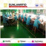 Cartão da identificação da alta qualidade 125kHz 13.56MHz RFID para a equipe de funcionários