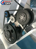 Optimaler Strömungsgeschwindigkeit-Aluminiumlegierung-Gussteil Baldes Fiberglas-Kegel-Ventilator