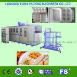 Hochwertiger Wegwerfschaumgummi-Mittagessen-Kasten, der Maschine herstellt