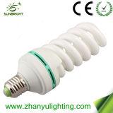 Espiral de 55W Lámpara de ahorro de energía