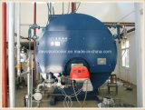 Orizzontale, caldaia a vapore del tubo di fuoco per industria detersiva