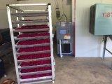تجاريّة أعشاب إزالة ماء فرن, ينشّف ورقة آلة