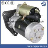 Il motorino di avviamento misura il motore 600-813-2753 di KOMATSU 0-21000-2312 0-21000-3790 6D155 4D155