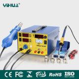 Yihua 853D + 3A Reparação de telemóveis e estações de solda