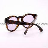 Len зеркала изготовленный на заказ оправы логоса полной солнечные очки PC модного