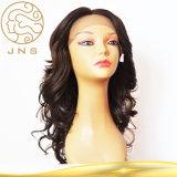 Женщина 100% нового Реми дешевые оптовые бразильского кружевом в полной мере человеческого волоса Wig