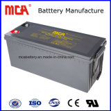 Precio razonable de Plomo-ácido de batería de gel solar 12V 100Ah